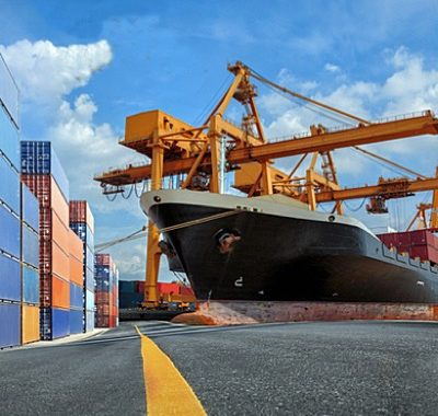 Goods Being Purchased Using Import Finance