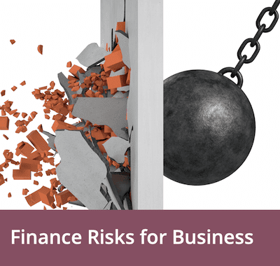 Business Finance Risks Need To Be Understood