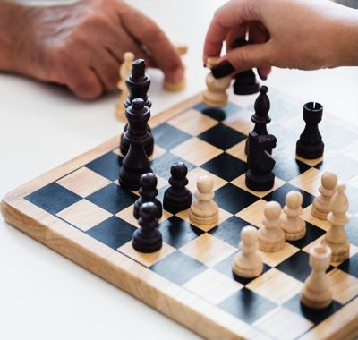 Business Success Is Like A Game Of Chess - Its About Strategy