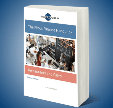 The Fitout Finance Handbook For Restaurants And Cafes Handbook Cover