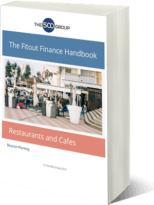 Cover - The Fitout Finance Handbook For Restaurants And Cafes