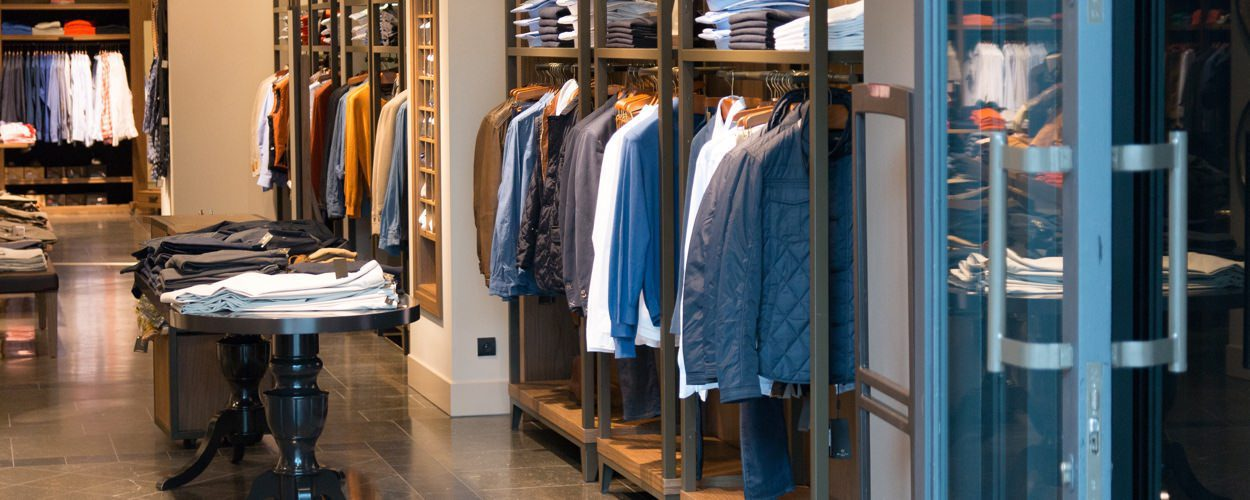 Fitout Finance Can Be Used For To Fitout A Clothing Store