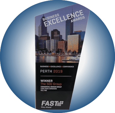 FAST Commercial Broker of the Year 2019 - The 500 Group