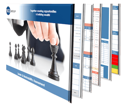 Know Where You Stand - Loan & Bankability Assessment