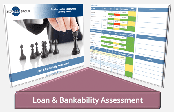 Know Where You Stand - The Loan And Bankability Assessment