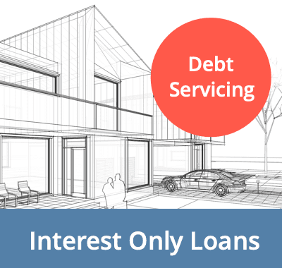 Interest Only Loans And Debt Servicing