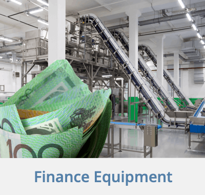 Finance Equipment Or Pay Cash